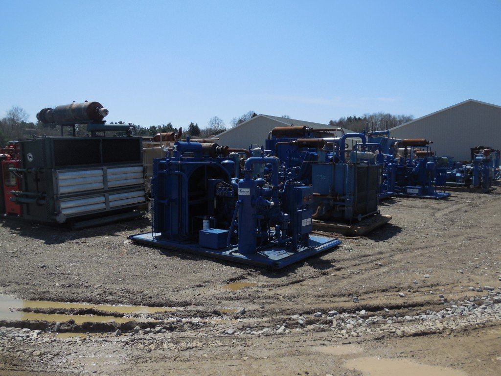 Units in yard 002